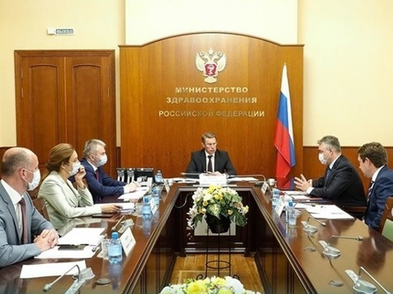 Губернатор Владимиров: Будем развивать ставропольскую медицину с минздравом РФ