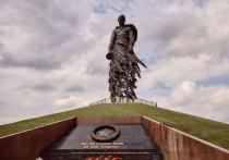 Куда смотрит солдат: у деревни Хорошево состоялось открытие Ржевского мемориала
