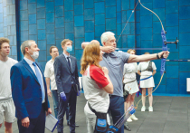 В Северном открылся спорткомплекс мирового уровня