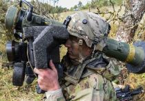 США после долгой паузы поставили Украине очередную партию противотанковых ракетных комплексов (ПТРК) «Javelin»