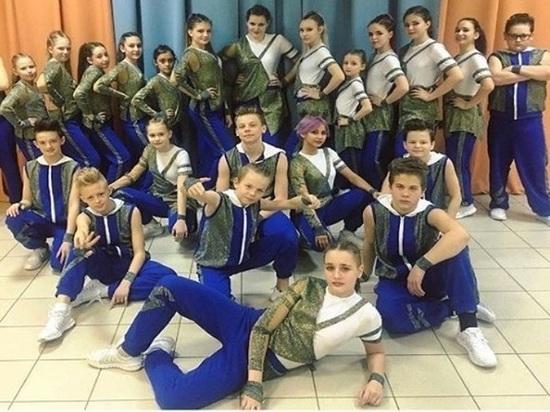 Юные серпуховские танцоры стали дважды лауреатами престижного конкурса