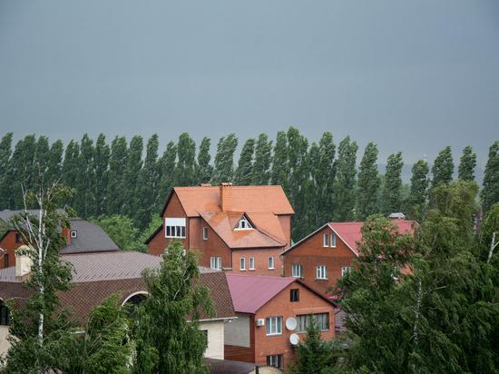 В Курск пришла долгожданная прохлада