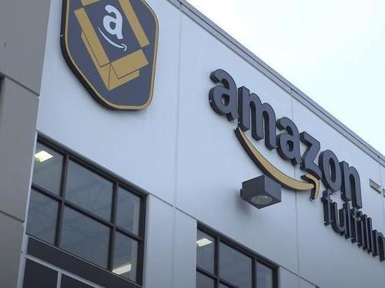 Amazon заплатит штраф за работу в Крыму