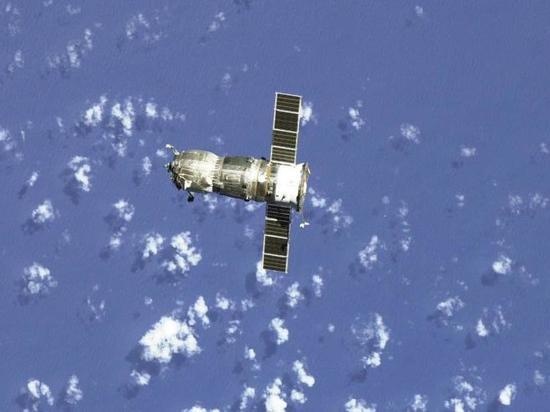 """""""Прогресс МС-13"""" затопили в Тихом океане"""