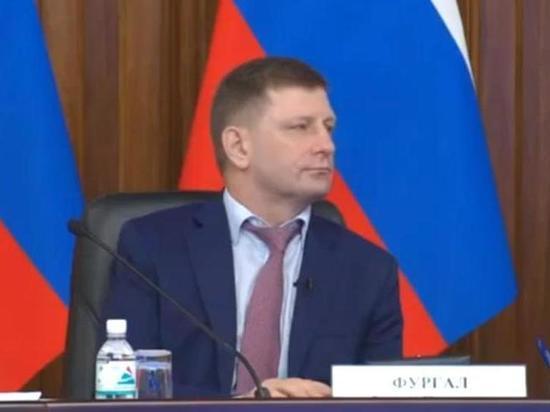 Правительство и Дума Хабаровского края работают в штатном режиме после задержания губернатора