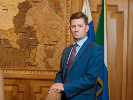 Губернатора Фургала пока не планируют исключать из ЛДПР