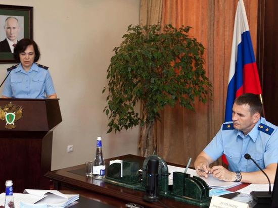 Замгенпрокурора России объявил предостережение трем министрам Бурятии