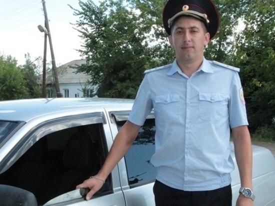 Алтайский прапорщик полиции спас двух тонущих женщин