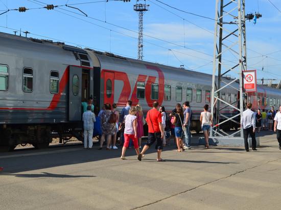 """Поезд """"Вятка"""" вернут с 10 июля"""