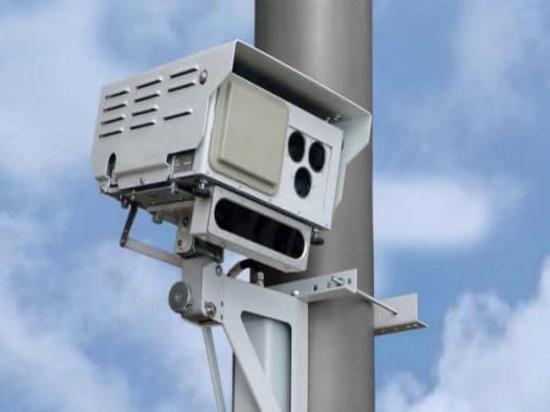 На дорогах Красноярска установят еще 19 камер