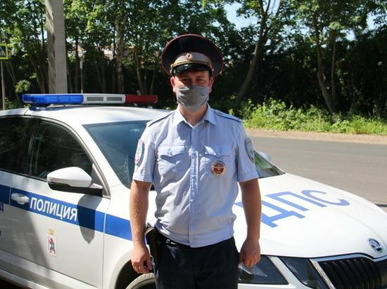 Инспектор ГИБДД задержал в Йошкар-Оле вора