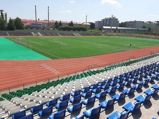 В Башкирии ведут реконструкцию на пяти стадионах