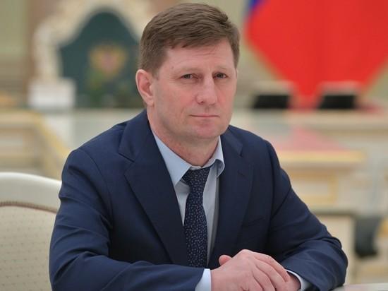 В Хабаровском крае заявили, что врио губернатора назначит президент