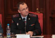 В Хакасии приступил к работе новый министр МВД
