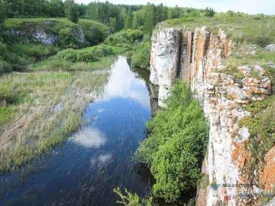 На Южном Урале  мужчина упал  с 30-метровой высоты в каньон