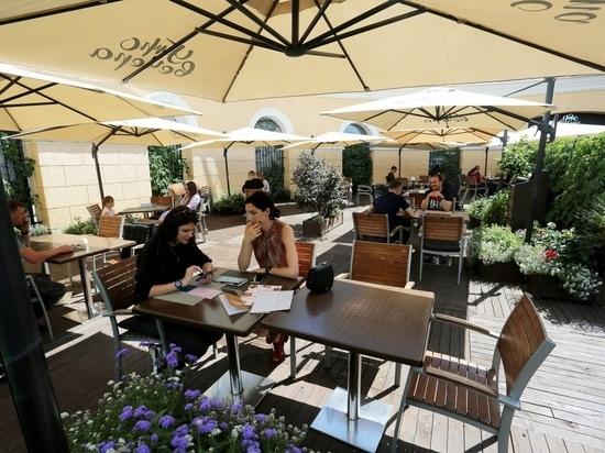 Губернатор Новосибирской области разрешил открыть веранды кафе и ресторанов