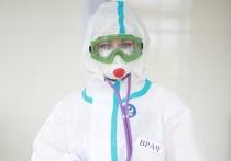 Фонд Тимченко передал больнице Семашко средства индивидуальной защиты