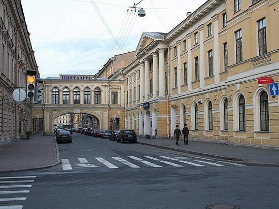 Рядом с Исаакиевским собором построят офисный центр и Почтовый квартал