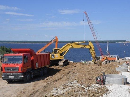 Из металла ЧМК построят новый мост на Волге