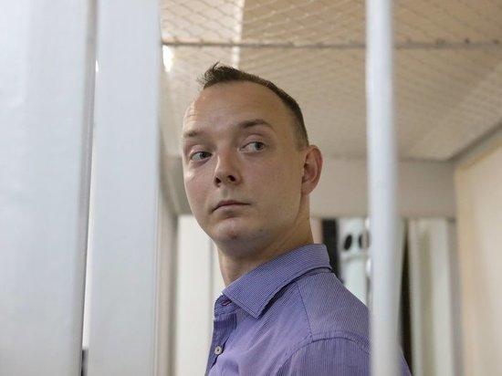 Сообщается, что российская разведслужба контролировала переписку журналиста с компьютера