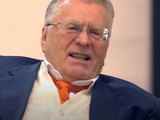 Жириновский похвалил задержанного за убийства губернатора Фургала: «Был лучшим губернатором»