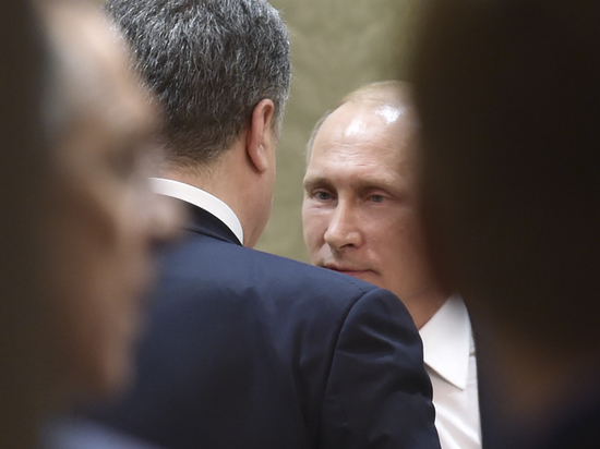 Обсуждалась тема Донбасса