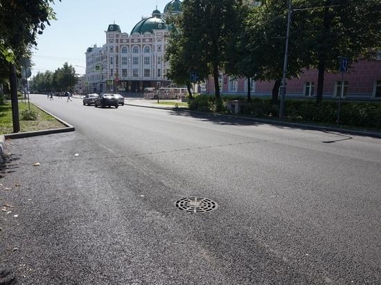 К октябрю в Йошкар-Оле отремонтируют 8 км автодорог