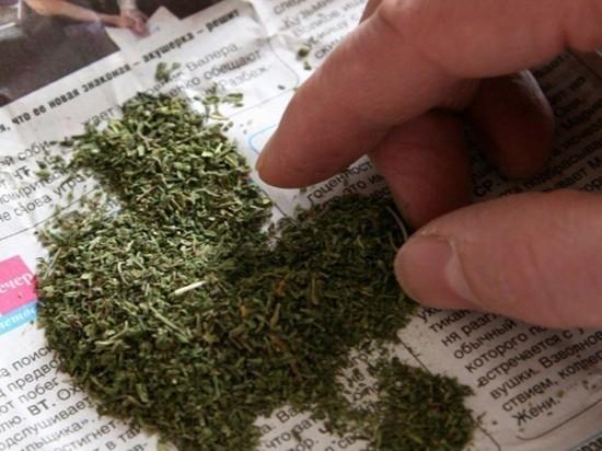 В Элисте за рулем задержан наркоман
