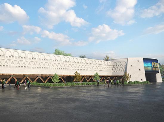 Здание с уникальным архитектурным решением появится на территории «Электрона»