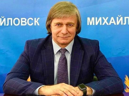 На Ставрополье подал в отставку мэр Михайловска