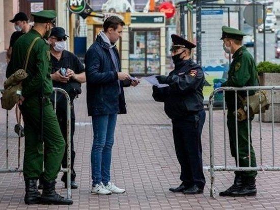 Количество протоколов о нарушении самоизоляции с начала пандемии в Ростовской области выросло до 26 242