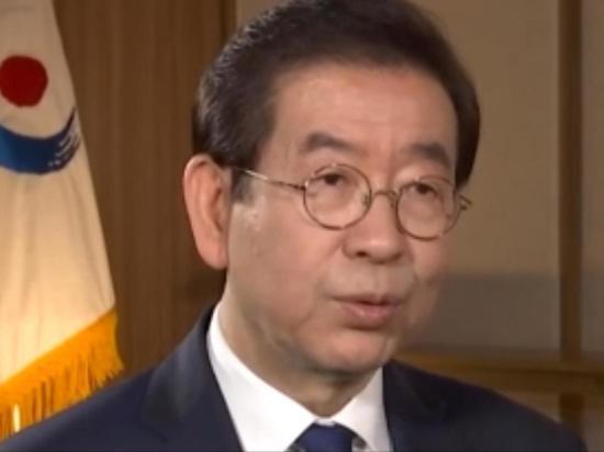 Секретарь обвинила мэра Сеула в домогательствах за сутки до его исчезновения