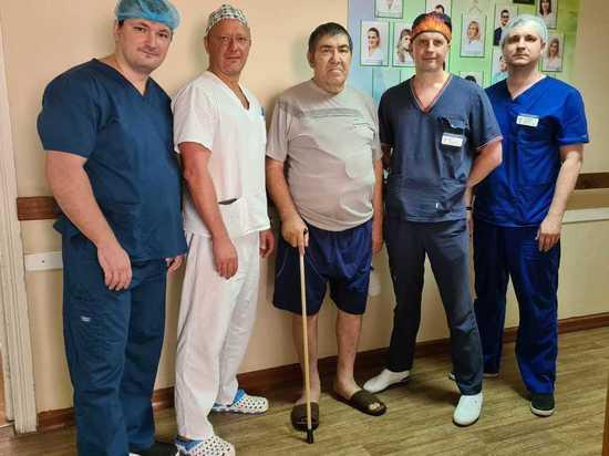 Рязанские врачи впервые в России прооперировали два органа одновременно