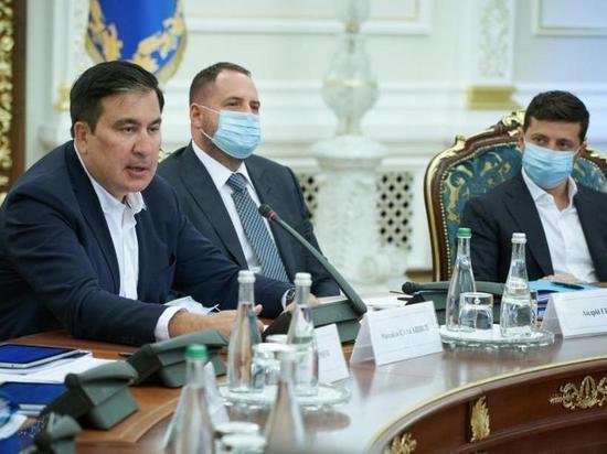 Депутаты Грузии могут потребовать разъяснений от Киева после слов Саакашвили