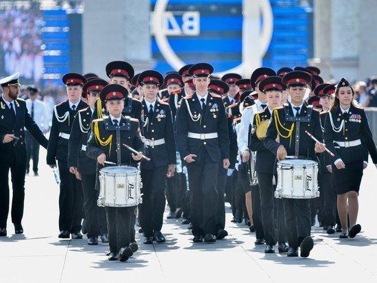 В Минобороны РФ рассказали об онлайн-приеме в суворовские и кадетские училища