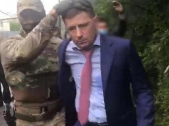 СМИ: Фургал находится в изоляторе на Петровке