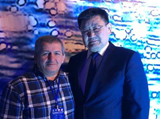 Лидер бурятских коммунистов принес соболезнования Хабибу Нурмагомедову