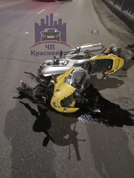 Появилось новое видео смертельной аварии с мотоциклом и Infinity на Авиаторов