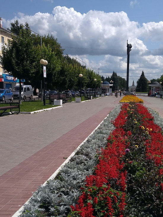 В Йошкар-Оле ограничено движение по бульвару Победы