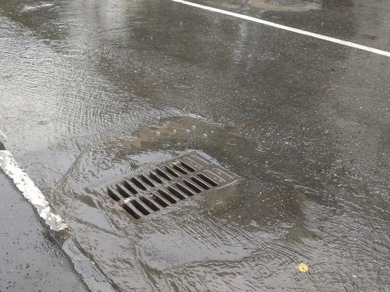 Сегодня в середине дня в Саратове ожидается дождь