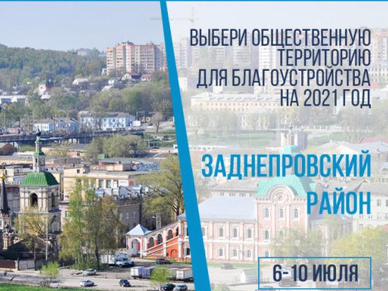 10 июля в Смоленске заканчивается голосование за парки и скверы
