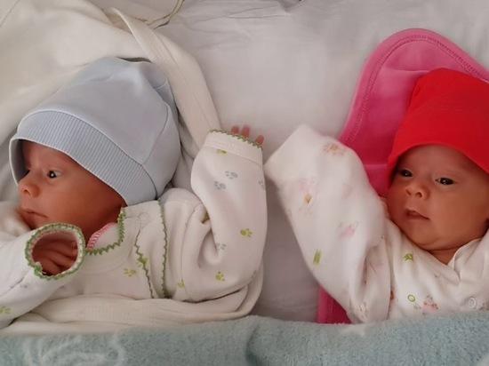 В июне в Хакасии появились на свет 479 младенцев