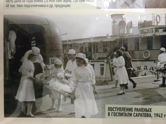 Володин хочет, чтобы в Саратове был памятник медсестре