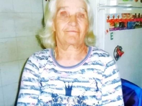 Бабушка ушла из дома в Великих Луках и пропала