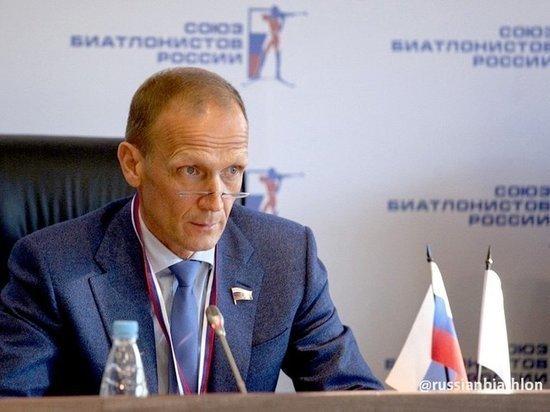 Владимир Драчев объявил о сложении полномочий президента СБР