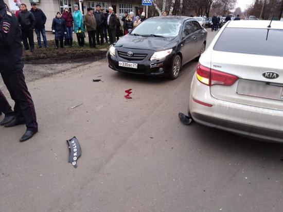 В Чувашии сбивший трех пешеходов пьяный водитель получил 3,5 года колонии-поселения