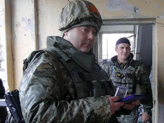 Командующий ВСУ оценил возможность военного вторжения России