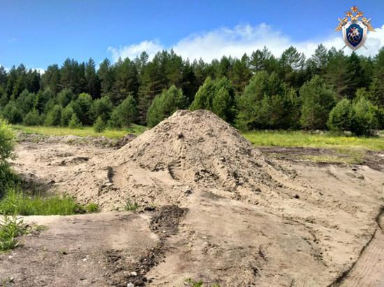 Кировчанин незаконно добыл песок на 2 миллиона рублей