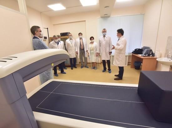 Губернатор Андрей Травников одобрил проект оказания медпомощи новосибирцам