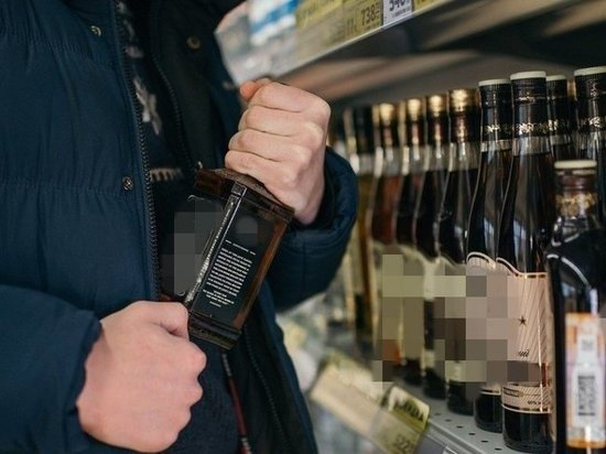 В Тамбове задержан любитель ворованного алкоголя